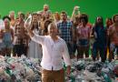 Teknős és a változás, óriási műanyag-szeméthegy, Rod Stewart