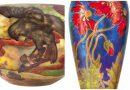 Zsolnay-aukció: 120 millió forint feletti összleütési érték