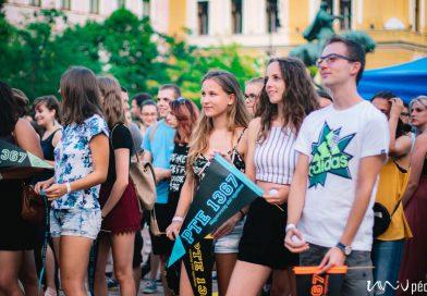 Pont Ott Parti szerdán, a Széchenyi téren