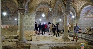 Orseolo Péter király eredeti sírhelyét találhatták meg a pécsi székesegyház altemplomában