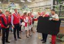 Átadták a pécsi Honsa Kft. 1,9 milliárd forintos új csarnoképületét