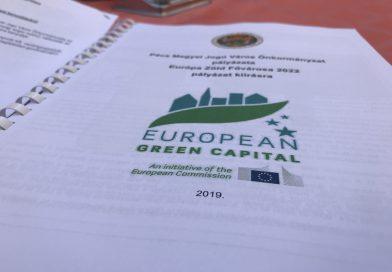 Elkészült a pályázat az Európa Zöld Fővárosa címre